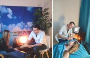 Anneau Gastrique Virtuel (Hypnose + Luxopuncture) 85€